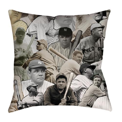 Babe Ruth pillowcase