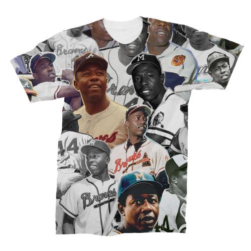 Hank Aaron tshirt