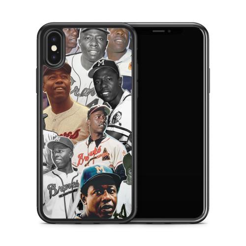 Hank Aaron phone case x