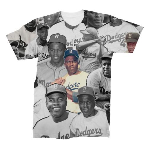 Jackie Robinson tshirt