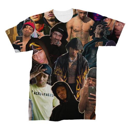 Night Lovell tshirt