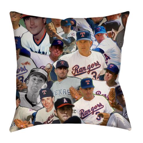 Nolan Ryan pillowcase