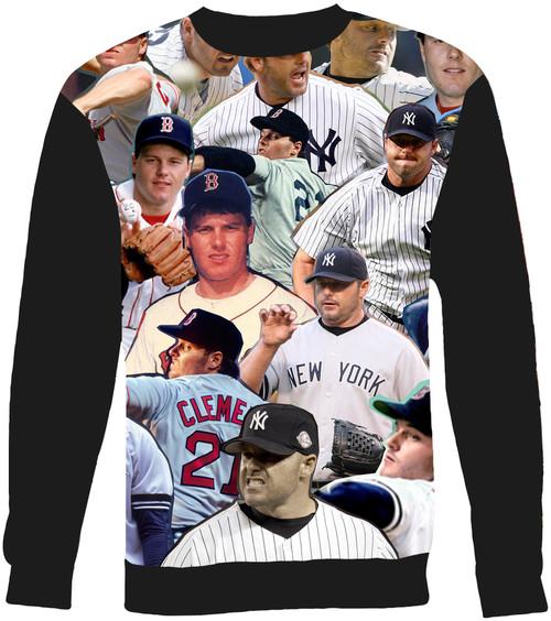 Roger Clemens sweatshirt