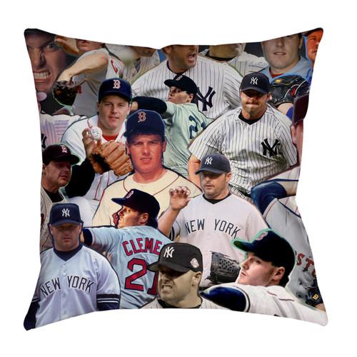 Roger Clemens pillowcase