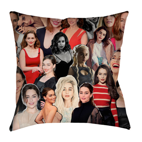 Emilia Clarke Pillowcase