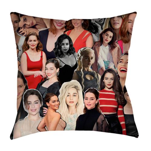Emilia Clarke Pillowcase