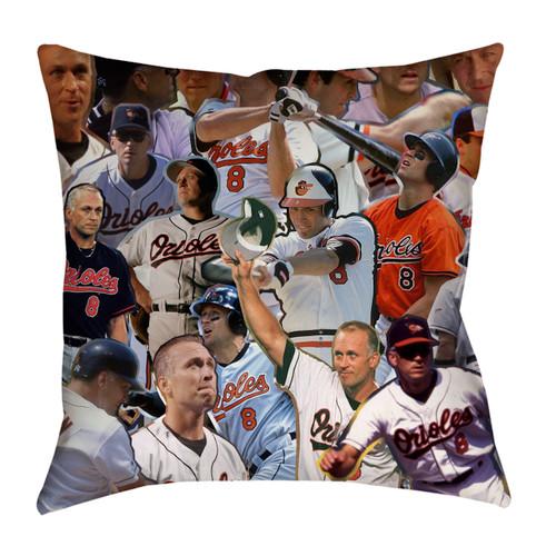 Cal Ripken Jr. Photo Collage Pillowcase