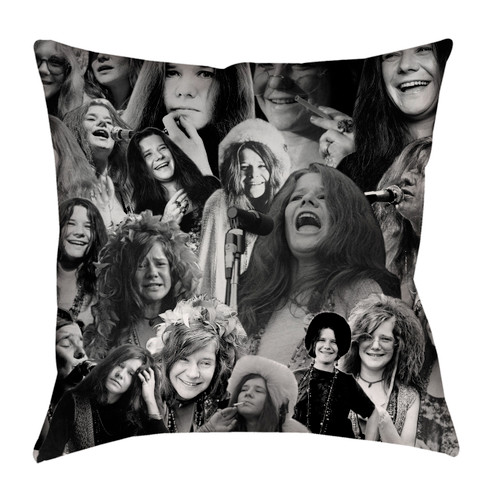 Janis Joplin Pillowcase