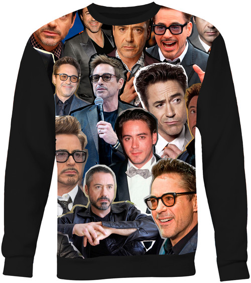 Robert Downey Jr. Sweatshirt