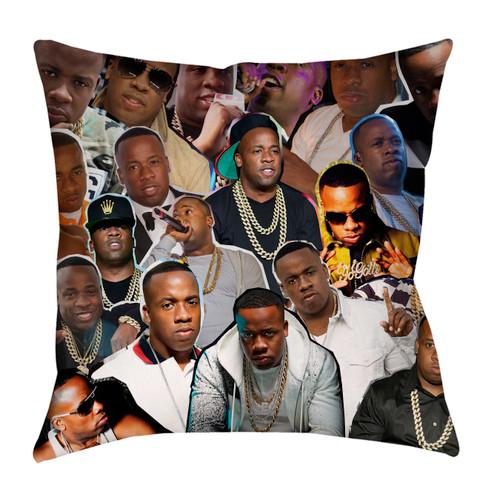 Yo Gotti Pillowcase