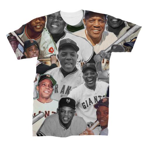 Willie Mays tshirt