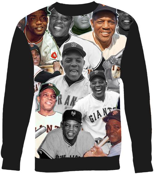 Willie Mays sweatshirt