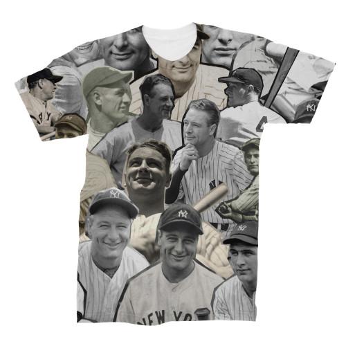 Lou Gehrig tshirt