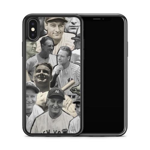 Lou Gehrig phone case x