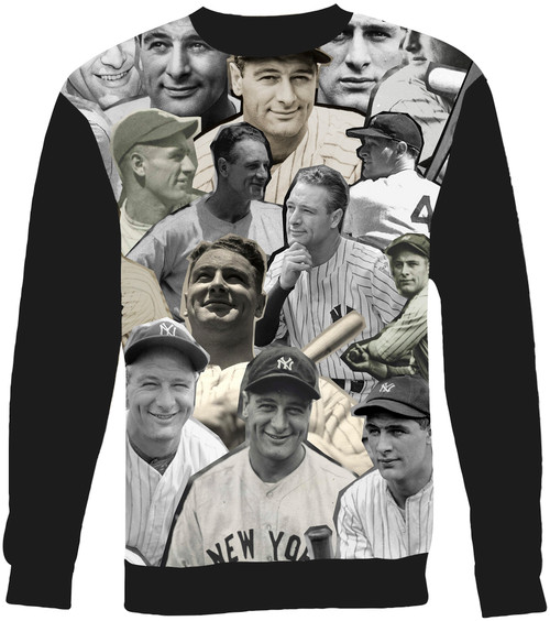 Lou Gehrig sweatshirt