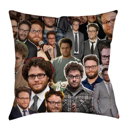 Seth Rogen Pillowcase