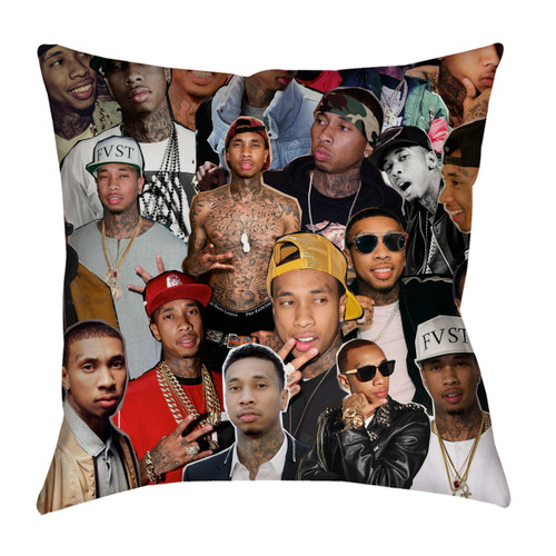 Tyga Pillowcase