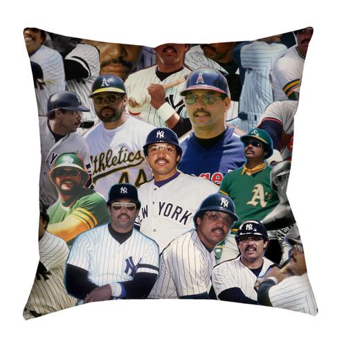 Reggie Jackson pillowcase