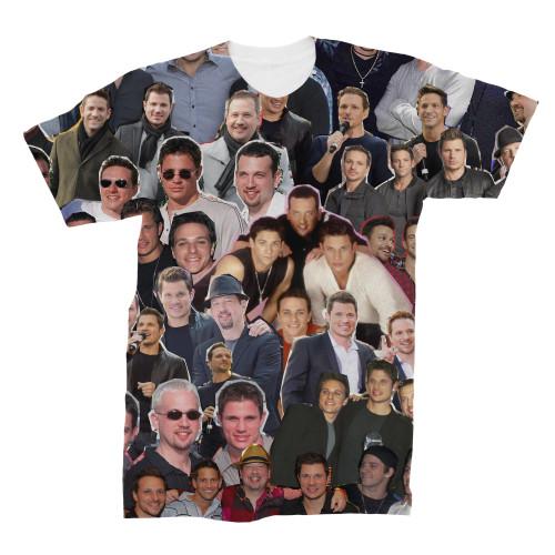 98 Degrees tshirt