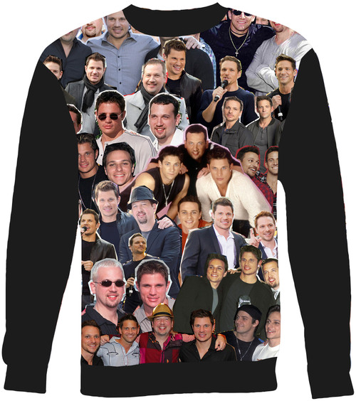 98 Degrees sweatshirt
