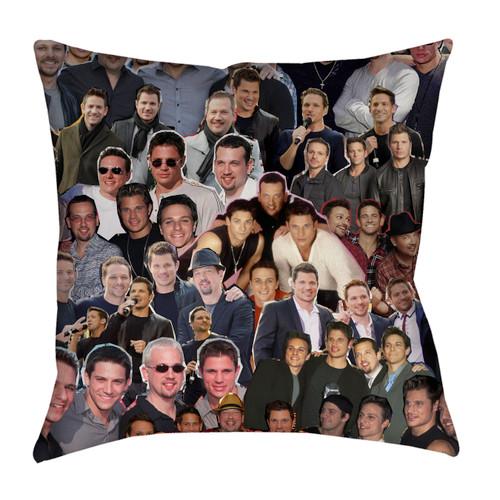 98 Degrees pillowcase