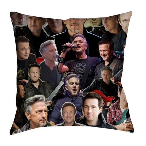 Colin James pillowcase
