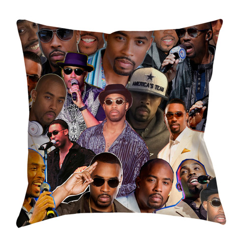 Montell Jordan pillowcase