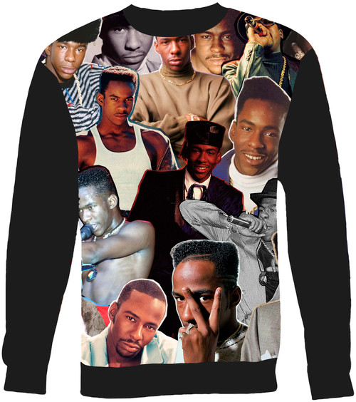 Bobby Brown Collage Sweater Sweatshirt