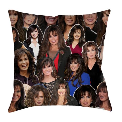 Marie Osmond pillowcase