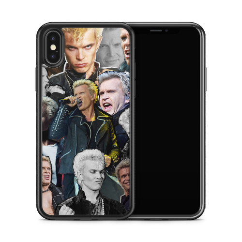 Billy Idol phone case x