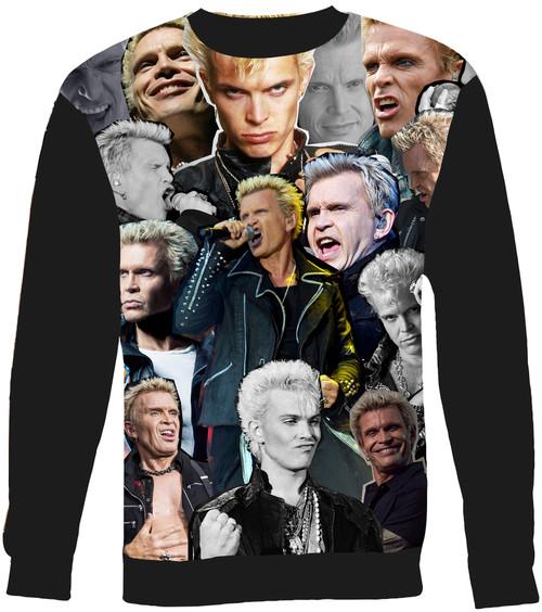 Billy Idol sweatshirt