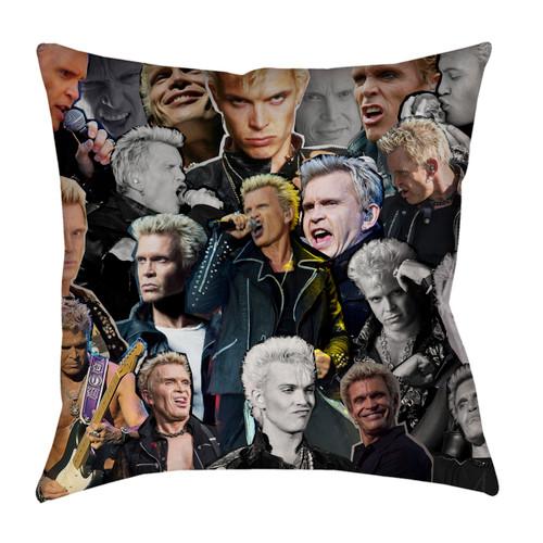Billy Idol pillowcase