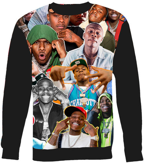 DaBaby Collage Sweatshirt
