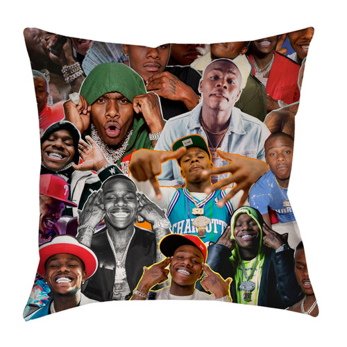 DaBaby pillowcase