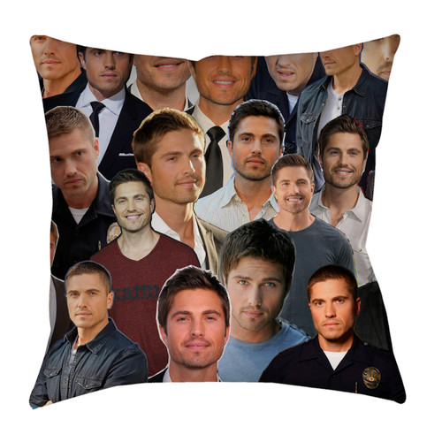 Eric Winter pillowcase