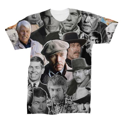 James Coburn tshirt