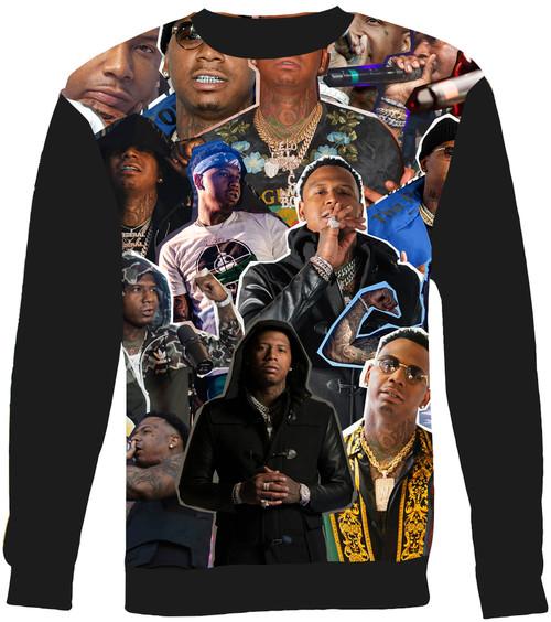 Moneybagg Yo sweatshirt