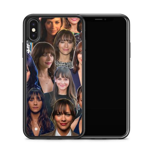 Rashida Jones phone case x