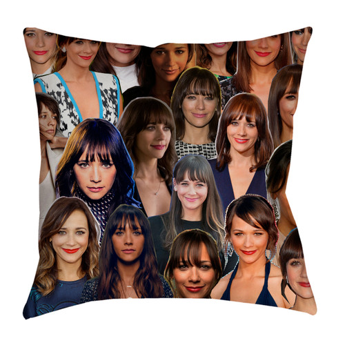 Rashida Jones pillowcase