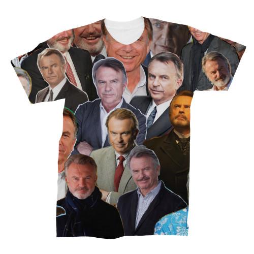 Sam Neill tshirt