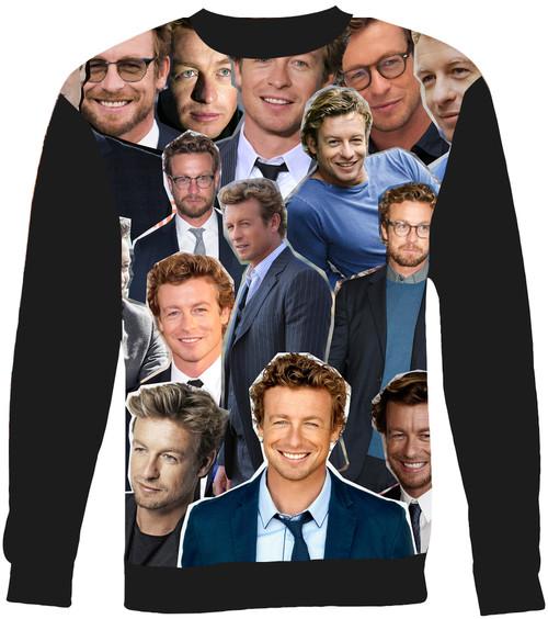 Simon Baker sweatshirt
