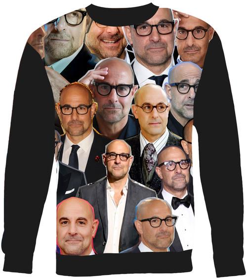 Stanley Tucci sweatshirt