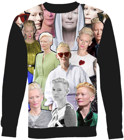 Tilda Swinton sweatshirt