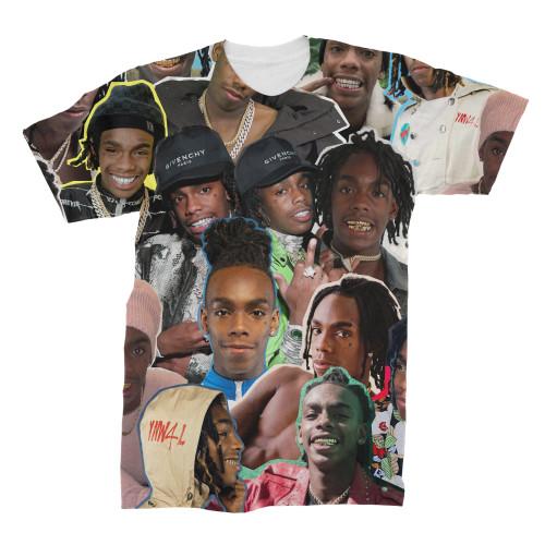 YNW Melly t-shirt