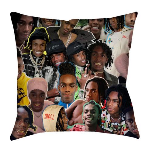 YNW Melly pillowcase