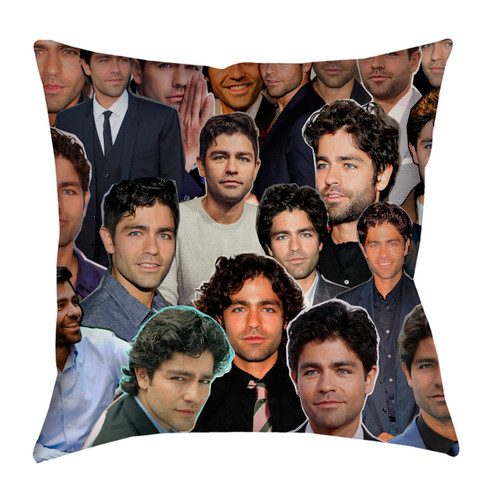 Adrian Grenier pillowcase
