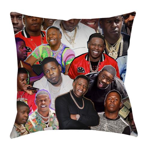 Blac Youngsta pillowcase