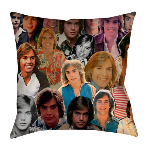 Shaun Cassidy pillowcase