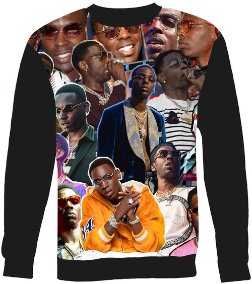 Young Dolph sweatshirt