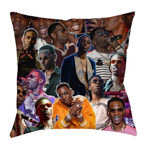 Young Dolph pillowcase